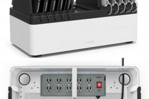 Belkin Store and Charge Go Can Charge 10 Devices Simultaneously