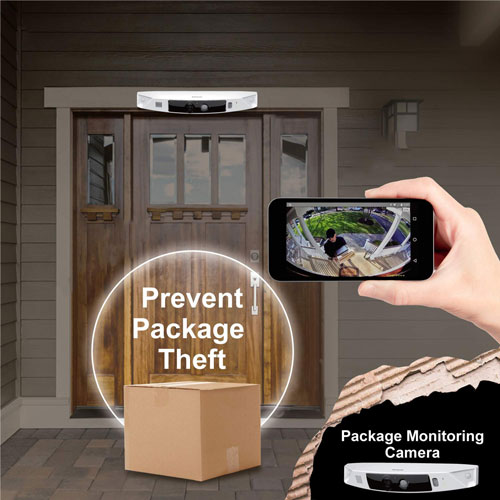 2 Gadgets To Stop Package Theft
