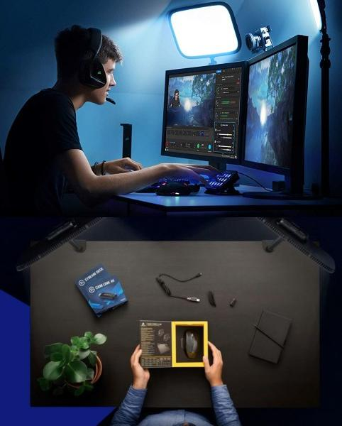 Elgato Key Light: App Enabled Light for Streamers & Gamers