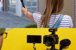 SwitchPod: Handheld Tripod for Vloggers