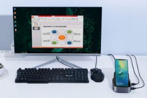 NuDock: Smart Dock for Your Smartphone