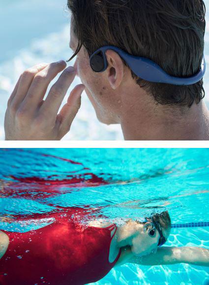 Zygo Underwater Bone Conduction Headset