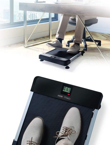 HomeTrack Sitting Underdesk Treadmill