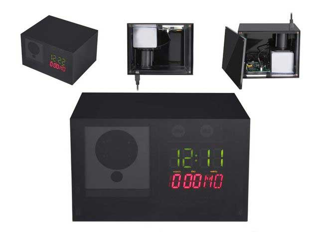 Hidden Clock Case for Wyze Cam - Accessories Lists