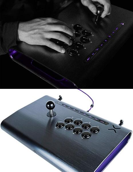 Victrix PS4 Pro FS Arcade Fight Stick for Gamers