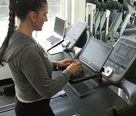 3 Must See Treadmill Desks That Let You Work While Running