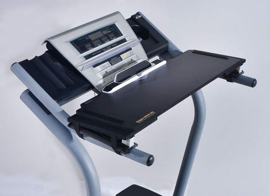 Walk with Me Pro-XT Plus Expandable Desk for Your Treadmill