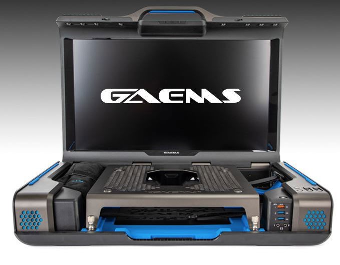 GAEMS Guardian 24″ Portable Gaming System