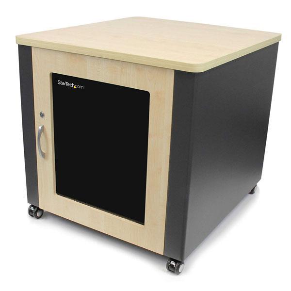 StarTech 12U Rack Enclosure Server Cabinet
