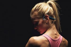Gorilla Ti2 Water Resistant Bone Conduction Headphones