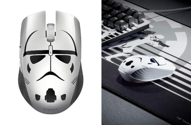 Razer Atheris Stormtrooper Bluetooth & 2.4 GHz Mouse