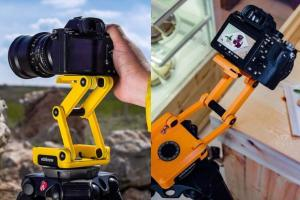 FLEXTILT 3D Printable Tripod Head