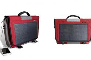 HANERGY 8W Solar Messenger Bag