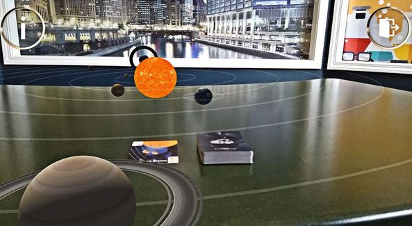3 Awesome Augmented Reality Astronomy Cards