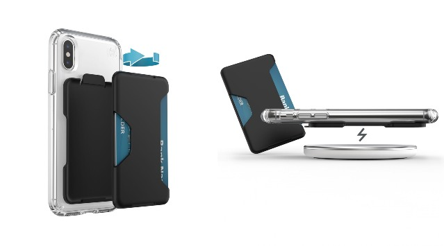 LootLock: Stick-On Wallet For Smartphones