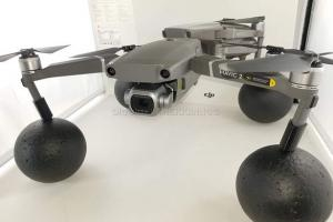 4 Must See DJI Mavic Pro Water Landing Gear