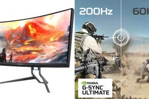 Acer Predator X35 35″ UltraWide Curved 200Hz Monitor