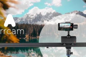 ARRCAM: Stabilized Smartphone Slider