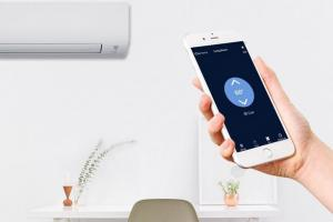 Gidbo Smart Air Conditioner Controller with Alexa Support