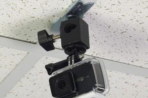 3 Handy Camera Ceiling Mounts