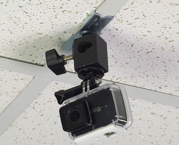 3 Handy Camera Ceiling Mounts