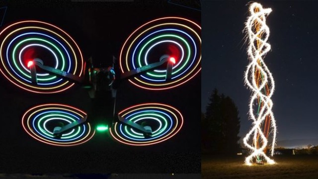 5 Awesome DJI Mavic Drone Lighting Kits