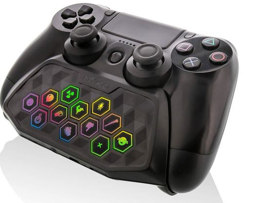 Nyko Sound Pad: Sound Effects Controller for PS4 Controller