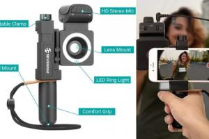 Movo Sevenoak SmartCine Smartphone Video Rig