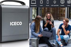 ICECO 200Wh Portable Power Station