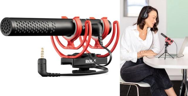 Rode VideoMic NTG Hybrid Analog/USB Shotgun Microphone