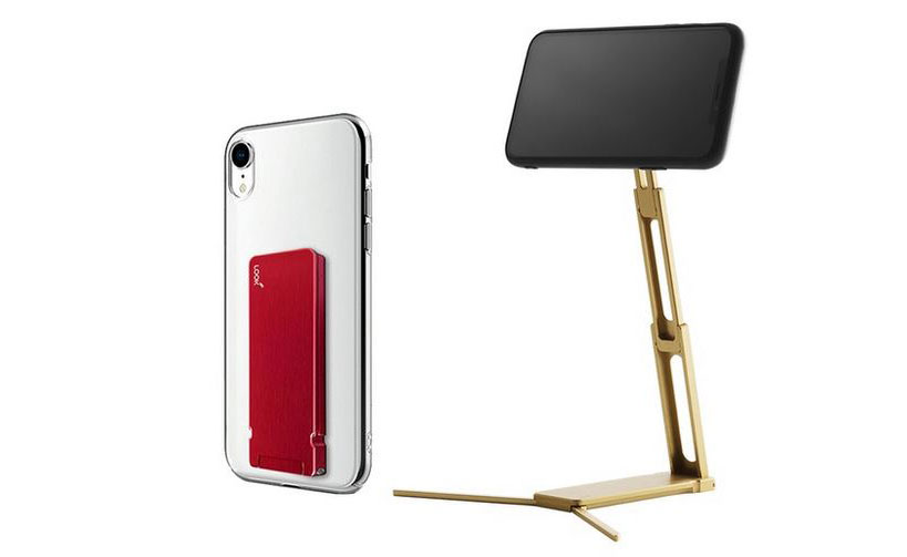 Lookstand: Tall Pocket Phone Stand