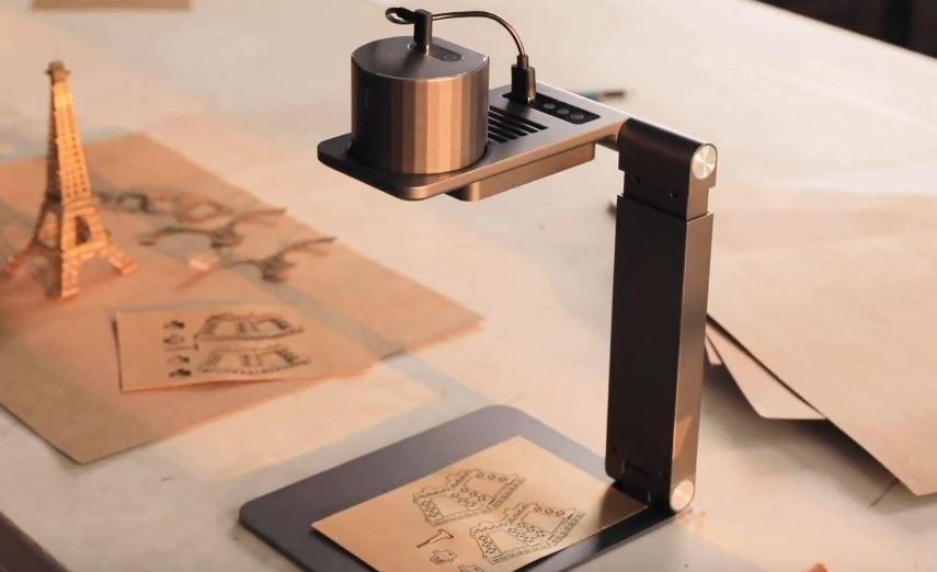 LaserPecker Pro: App Smart Portable Laser Engraver