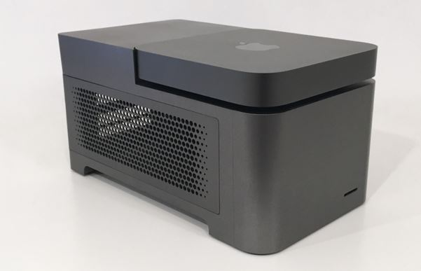 ANIMAIONIC Turns Your Mac Mini Into a Workstation