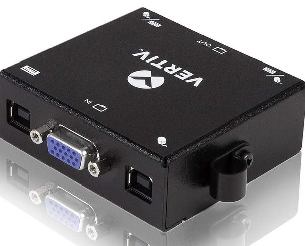 3 Handy VGA to DVI-D Converters