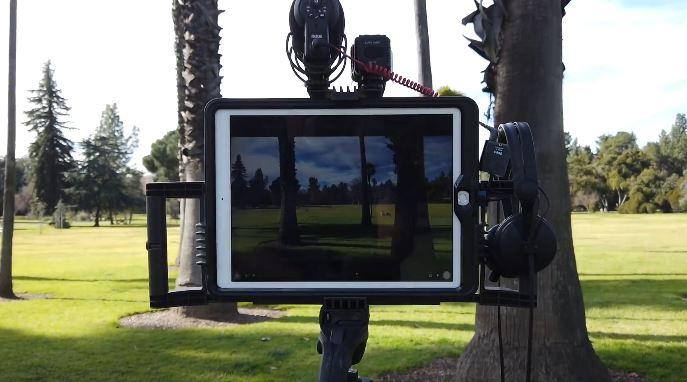 iOgrapher PRO iPad Video Rig