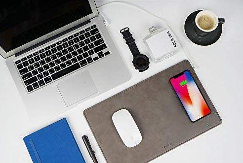 Gaze Pad Pro Wireless Charging Mouse Pad