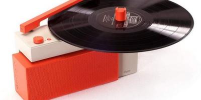 HYM Duo Hybrid Turntable with Detachable Speaker