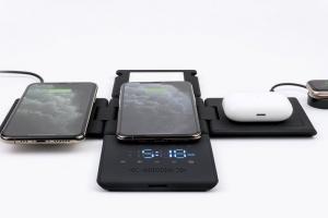 Hypercube 5-Panel Wireless Charger / Sleep Aid