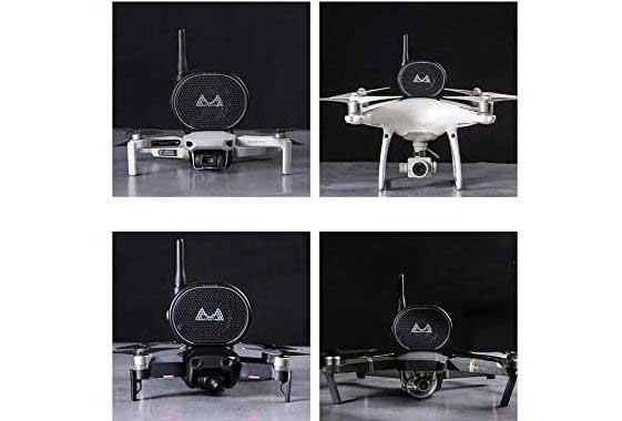 Drone Megaphone for DJI Drones