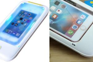 Sorbo UV Smartphone Sanitizer