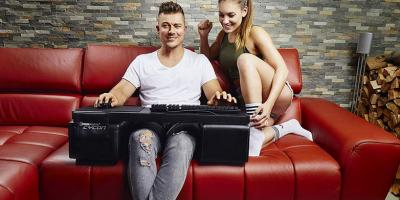 Couchmaster CYCON: Couch Gaming Desk