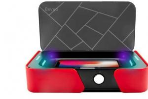 Bevoo UV Smartphone Sanitizer