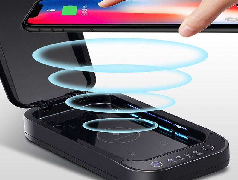 Bakeey Multifunction UV Sterilizer for Smartphones