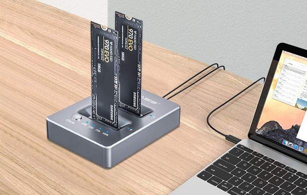 ACASIS USB Type-C NVMe Docking Station