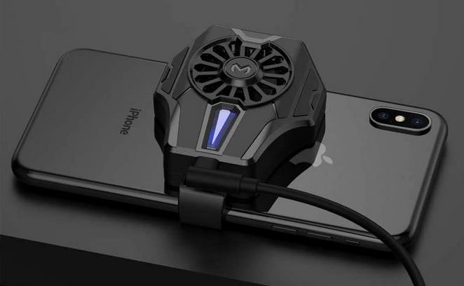 Memo iPhone/Android Smartphone Cooling Radiator