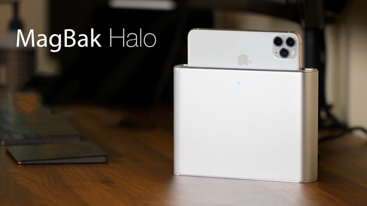 MagBak Halo 30-Second iPhone Sanitizer