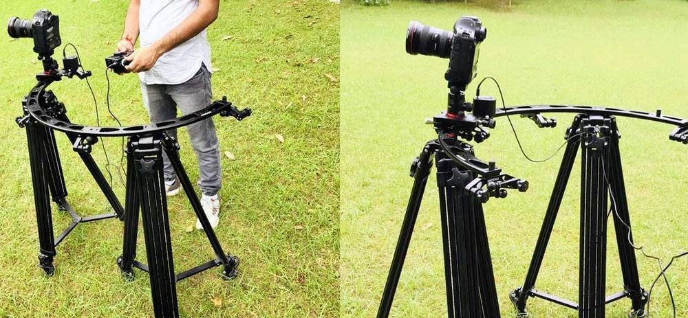 3 Must See Circular Sliders for Cameras & Camcorders