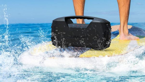 4 Must See Waterproof Bluetooth 5.0 Speakers