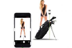 SelfieGolf Smartphone Holder for Golf