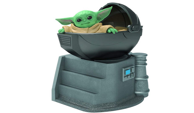 Baby Yoda Bluetooth Speaker
